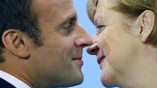 Merkel recibe a los socios europeos para preparar el G20