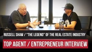 """getlinkyoutube.com-Interview with """"THE LEGEND"""" of the Real Estate Industry... Mr. Russell Shaw"""