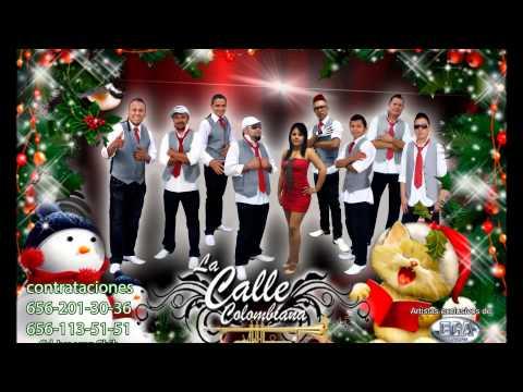LA CALLE COLOMBIANA SANTA CLAUS LLEGO A LA CIUDAD 2014