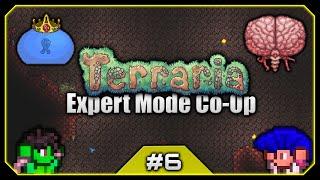 getlinkyoutube.com-Boss Battles Galore & Slime Rain! || Terraria 1.3 Expert Mode Co-Op [Episode 6]