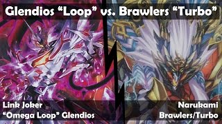 "getlinkyoutube.com-Cardfight! Vanguard:  ""Omega Loop"" Glendios vs. Brawlers ""Turbo"""