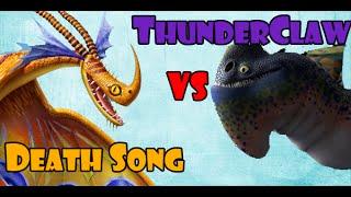 Death Song vs Thunderclaw