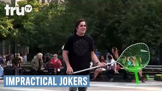 getlinkyoutube.com-Impractical Jokers - Catching Strangers in a Net