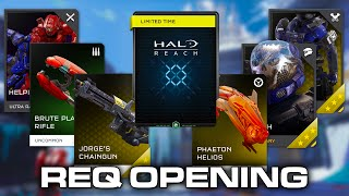 getlinkyoutube.com-Halo 5: Guardians - Memories of Reach REQ Pack/Update Opening