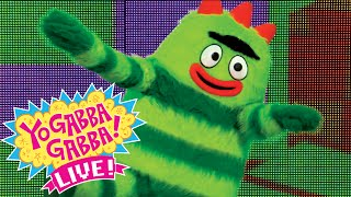 Yo Gabba Gabba Live - There's a Party in my City! | HD Full Movie