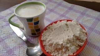 getlinkyoutube.com-Home made badam drink powder
