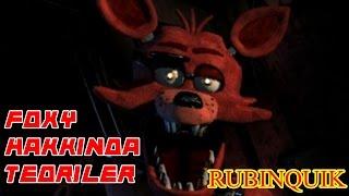 getlinkyoutube.com-Türkçe - Five Nights at Freddy's - Foxy hakkında 5 GİZEM - #RubinQuik