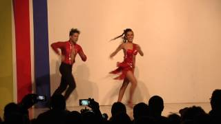 getlinkyoutube.com-Champion World Salsa 2013. Rafael Baros e Carine Morais