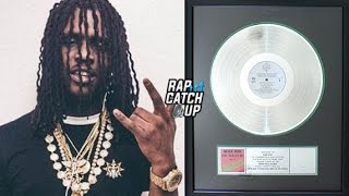 Chief Keef's 'I Don't Like' + 'Love Sosa' Certified Platinum, Moved Over 1,000,000 Units Each
