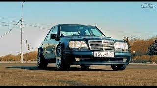 getlinkyoutube.com-Тест-драйв от Давидыча Mercedes W124 E500 (Волчок)