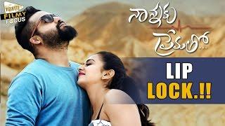 getlinkyoutube.com-NTR Lip Lock with Rakul Preet Singh in Nannaku Prematho - Filmy Focus