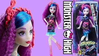 getlinkyoutube.com-Ari Hauntington Electrified Monster High Review
