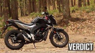 getlinkyoutube.com-Honda Hornet | Review | MVR