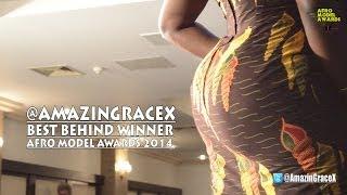 getlinkyoutube.com-AmazinGraceX beats Blac Chyna @Afromodelawards 2014