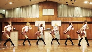 getlinkyoutube.com-[Special] HELLOVENUS 헬로비너스 StickySticky 끈적끈적 스쿨룩 안무 Choreography (School Girl Look ver.)