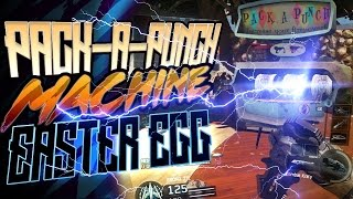BLACK OPS 3 BETA |  PACK A PUNCH MACHINE EASTER EGG!