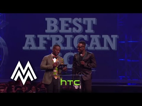 Fuse ODG Wins Best African Act MOBO Awards 2014