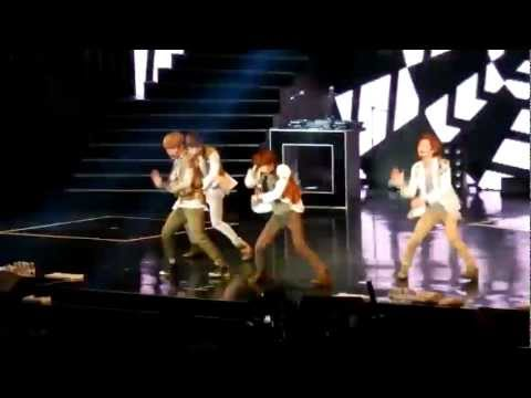 120702 SHINee LUCIFER - K-POP NATION MACAU