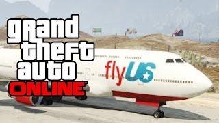 getlinkyoutube.com-GTA 5 Online - How To Get The MASSIVE 747 Plane/Jet in Free Roam! GTA Online Glitch! (GTA V)
