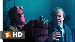 getlinkyoutube.com-Hellboy 2: The Golden Army (1/10) Movie CLIP - Attack of the Tooth Fairies (2008) HD