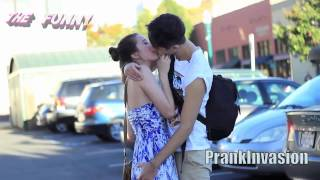 getlinkyoutube.com-Kissing Prank - Laugh for a Kiss