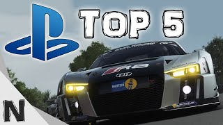 getlinkyoutube.com-Top 5 Best Racing Games of 2016 & 2017 for PS4 (& some for XBOX ONE as well!)