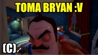getlinkyoutube.com-TOP: 10 GLITCHES RIKOLINOS DE HELLO NEIGHBOR ALPHA 2 (PARTE 3) (C)