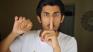 Fake Donuts Prank - مقلب دونات البلاستيك