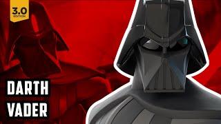 getlinkyoutube.com-Disney Infinity 3.0 - Darth Vader GAMEPLAY - BEST SKILL TREE
