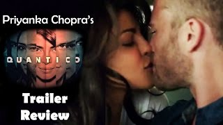 Priyanka Chopra's 'Quantico' - Trailer Review | New Bollywood Movies News 2015
