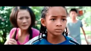getlinkyoutube.com-The Karate Kid (2010) - The Park Fight (HD)
