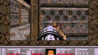 getlinkyoutube.com-Doom 64 32X - Doom 32X Rom Hack
