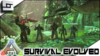 getlinkyoutube.com-ARK: Survival Evolved - SWAMP CAVE COMPLETE! S3E91 ( Gameplay )