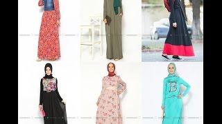 getlinkyoutube.com-2015-2016 indirimli ucuz tesettür elbiseler hijab fashion muslima dress