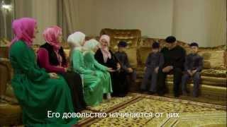 getlinkyoutube.com-Дочь Рамзана Кадырова записала новый нашид, (почитание родителей)