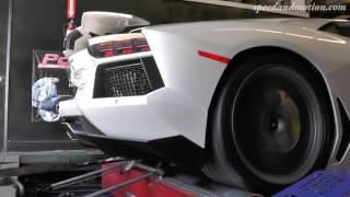 getlinkyoutube.com-Lamborghini Aventador LP700-4 stock dyno run