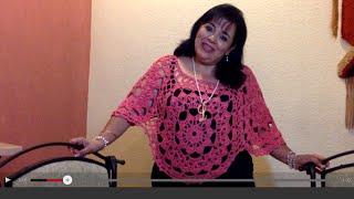 CAPITA 4 RUEDAS - Crochet Fácil y Rápido - Tejiendo con LAURA CEPEDA