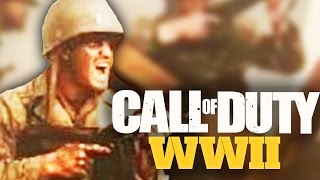SECRET CALL OF DUTY: WW2 PACKAGE! (Call of Duty 2017)