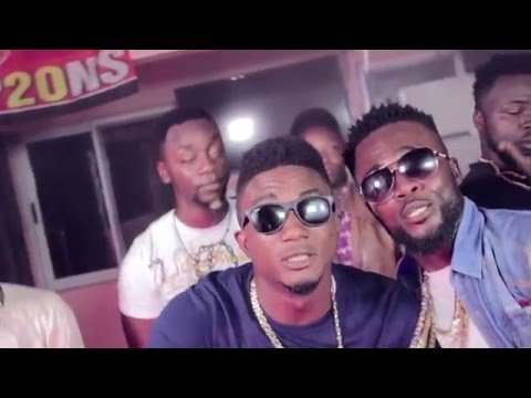 DemoKraxy Shatta Sark - Prod Official video