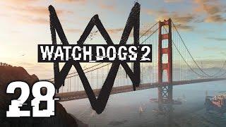 getlinkyoutube.com-Watch Dogs 2 #28 - Thruss (Full Gameplay)