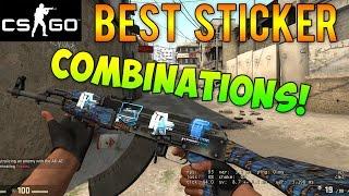 CS GO - Best Sticker Combinations #2