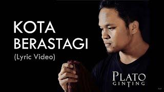 getlinkyoutube.com-Plato Ginting - Kota Berastagi ft. Amsal Heiwa (Official Lyric Video)