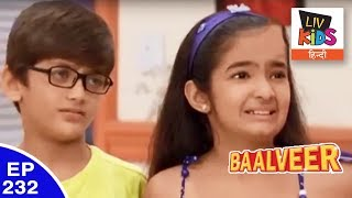 Baal Veer - बालवीर - Episode 232 - Manav & Meher Have A Guest In Their House width=