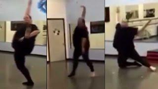 getlinkyoutube.com-Plus size ballet dancer shatters stereotypes