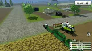 getlinkyoutube.com-Farming Sim Saturday Out in the wide open of farm land