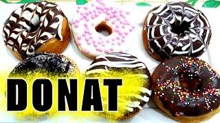 getlinkyoutube.com-Resep dan Cara Membuat Donat Kentang   Potato Donuts Recipe