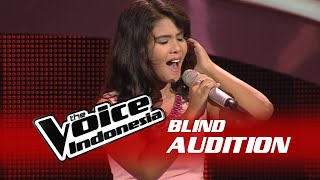 """Rimar Callista """"Emotions""""   The Blind Audition   The Voice Indonesia 2016"""