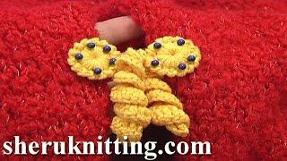 getlinkyoutube.com-Crochet Fastener Round Button Spiral Cord Tutorial 7