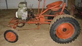 getlinkyoutube.com-Speedex Page Wheel horse Garden tractors