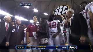 getlinkyoutube.com-2012 SEC Championship -  #2 Alabama vs #3 Georgia (HD)